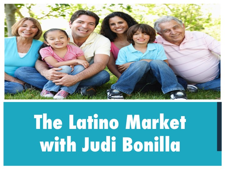 Marketing to the Latino Market